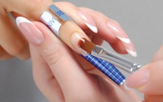 Как сделать наращивание ногтей гелем правильно?