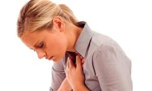 Почему сжимает в груди, не хватает воздуха, тяжело дышать