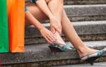 Как унять боль в ноге при ушибе, или Старайтесь не ушибиться