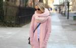 С чем можно носить розовый кардиган: эффектные и модные сочетания