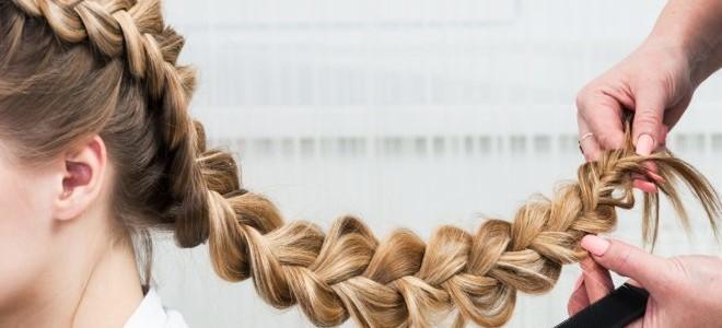 Коса из 4 прядей: схема и тонкости плетения