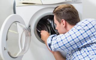 Почему стиральная машинка вибрирует и прыгает при отжиме