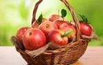 Сколько калорий содержится в красном яблоке и можно ли от них поправиться