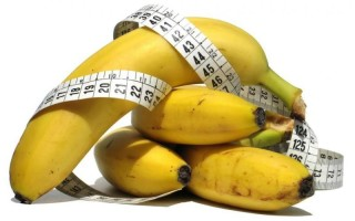 Сколько калорий в банане и банановом соке