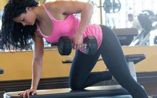 Набор мышечной массы: программа для тренировок 3 раза в неделю