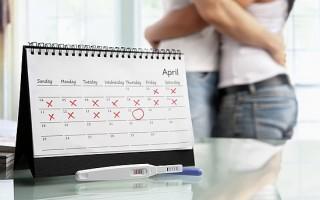 Беременность в первые дни после месячных: возможно ли это
