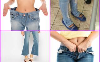 Как женщине определить размер при покупке брюк