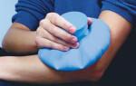 Как правильно приготовить и подать пузырь со льдом больному