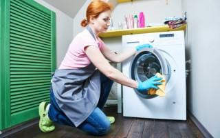 Как эффективно удалить грязь между резинкой и барабаном стиральной машины
