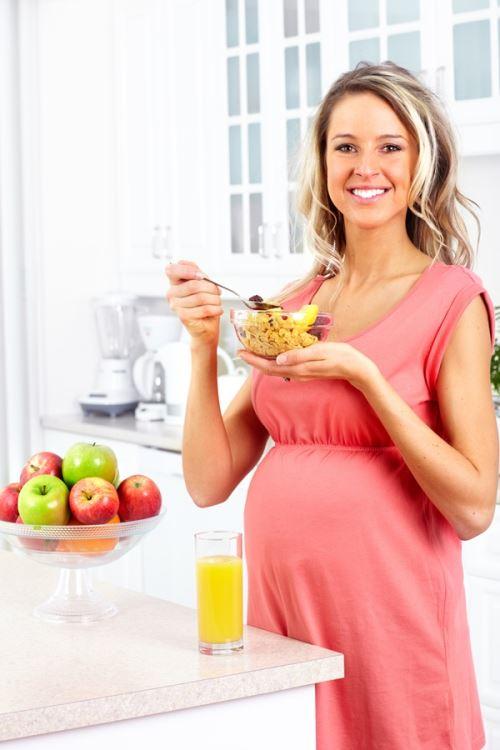 Диета как похудеть беременной