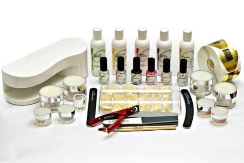 инструменты и материалы для маникюра
