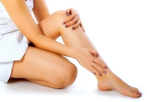 самомассаж ног и ступней