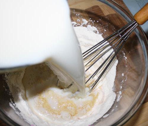 Как исправить тесто для блинов