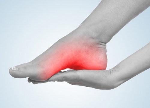 боль в стопе ноги