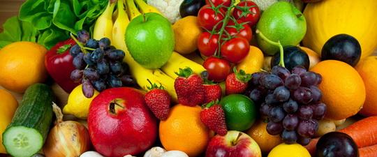 любимыми фруктами можно перекусить