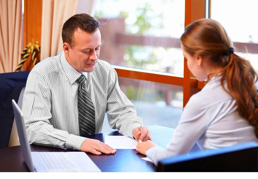 консультация у сотрудника банка