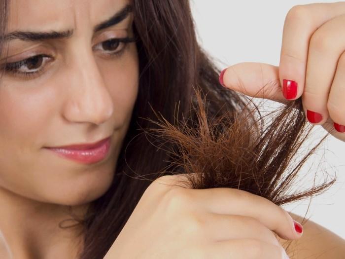 повреждение и ломкость волос после окрашивания