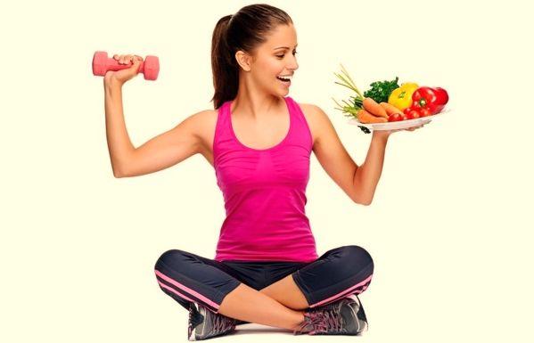 тренировки и меню при сушке тела