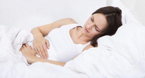 грелка при женских болях