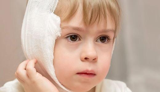 компресс на ушко ребенку