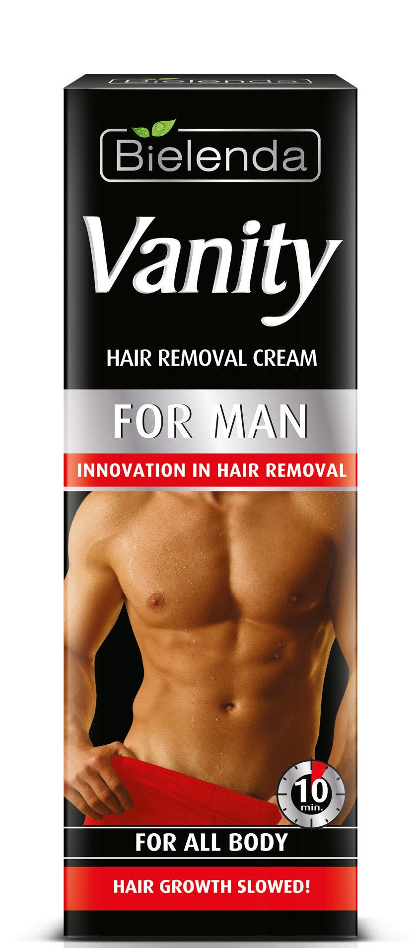 средство для мужской депиляции Vanity for man