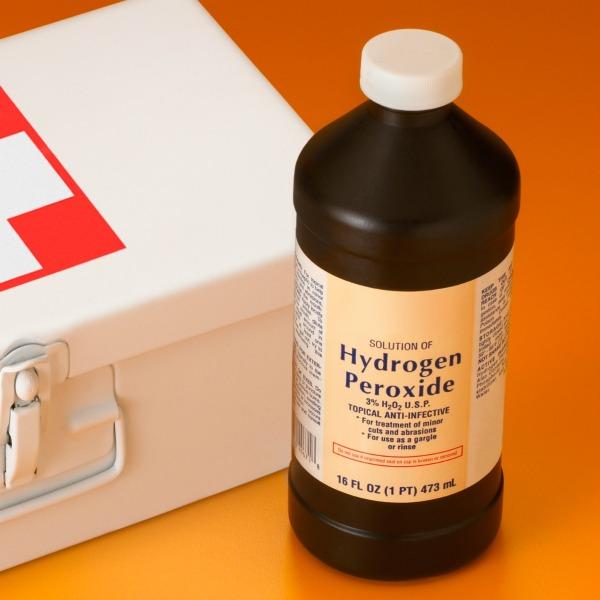 бутылек перекиси водорода