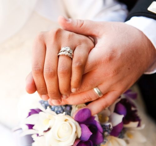 Кольцо по поводу помолвки