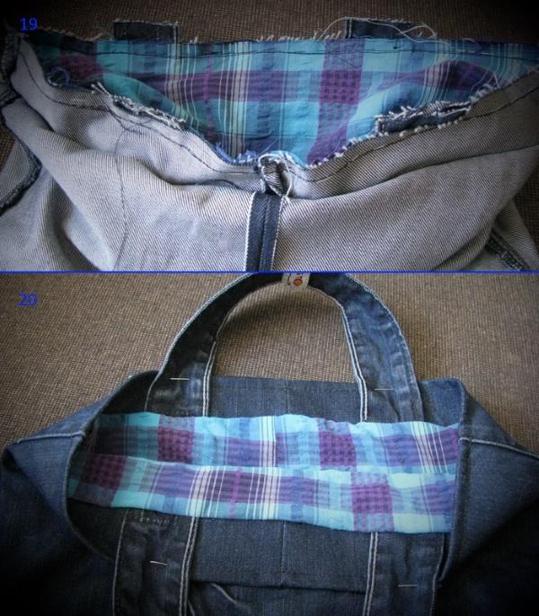 kak-poshit-sumku-iz-staryh-dzhinsov-19-20 Большая пляжная сумка из старых джинсов своими руками