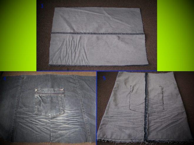 kak-poshit-sumku-iz-staryh-dzhinsov-3-5 Большая пляжная сумка из старых джинсов своими руками