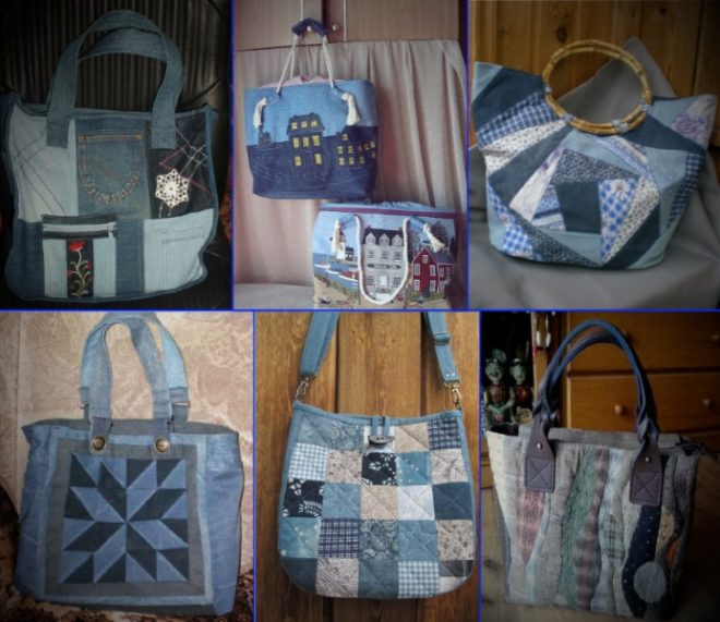 kak-poshit-sumku-iz-staryh-dzhinsov-46 Интересные варианты пошива сумок из старых джинс