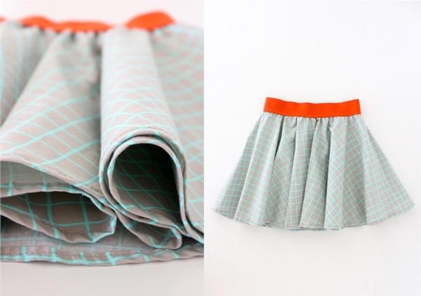 Рекомендации по пошиву юбки-солнца для начинающих