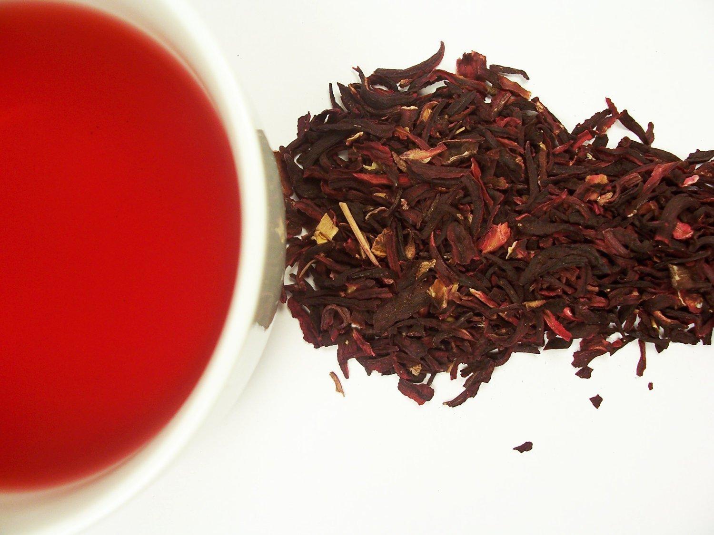 Состав напитка из суданской розы