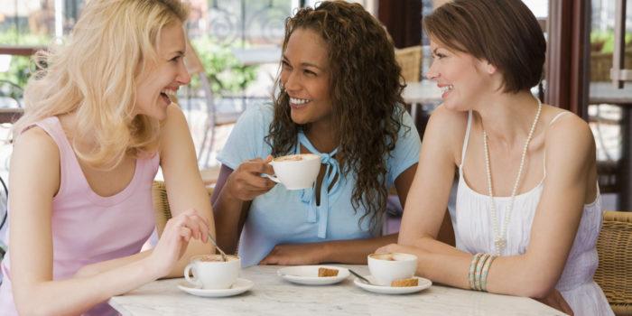 Женский разговор