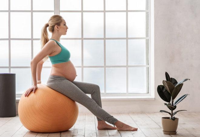 бодифлекс во время беременности нежелателен