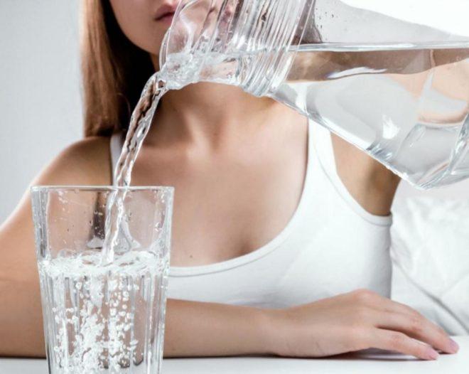 поддержка водного баланса